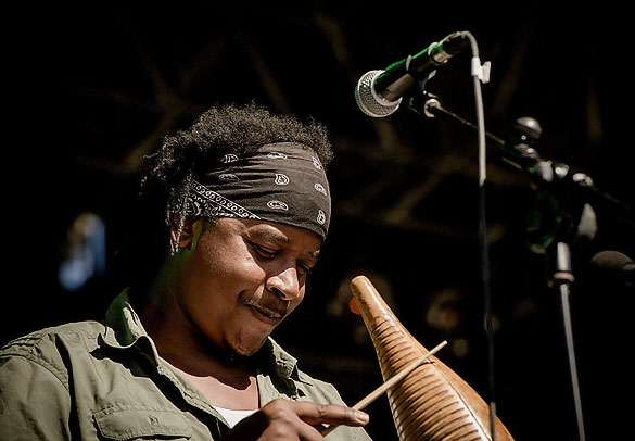 Mi Solar - Salsa, Latin- und Weltmusik aus Berlin- Afrika Karibik Festival 5