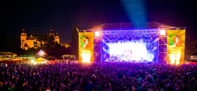Mi Solar - Salsa, Latin- und Weltmusik aus Berlin - Afrika Karibik Festival 1