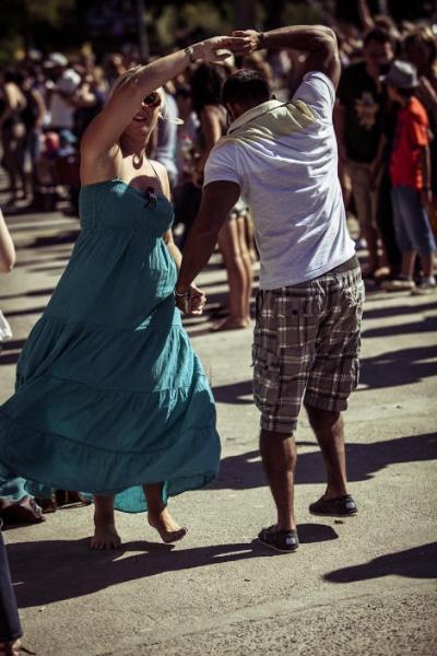 Mi Solar - Salsa, Latin- und Weltmusik aus Berlin - Afrika Karibik Festival 12