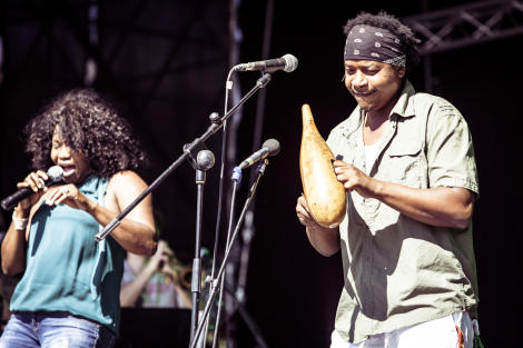 Mi Solar - Salsa, Latin- und Weltmusik aus Berlin - Afrika Karibik Festival 7