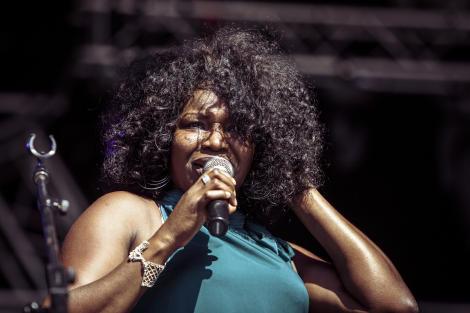 Mi Solar - Salsa, Latin- und Weltmusik aus Berlin - Afrika Karibik Festival 9