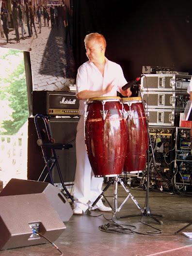 Mi Solar - Salsa, Latin- und Weltmusik aus Berlin - Karneval der Kulturen 2