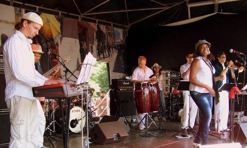 Mi Solar - Salsa, Latin- und Weltmusik aus Berlin - Karneval der Kulturen 3