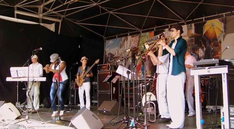 Mi Solar - Salsa, Latin- und Weltmusik aus Berlin - Karneval der Kulturen 1